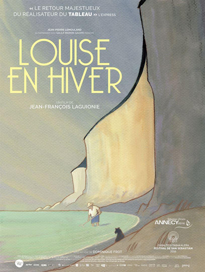 LOUISE EN HIVER De Jean François Laguionie (Fr, 1h) animation