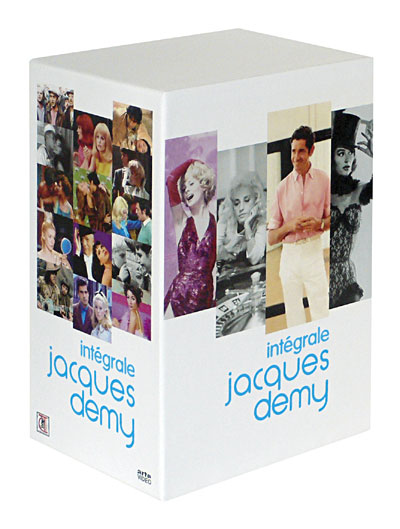 Intégrale Jacques Demy