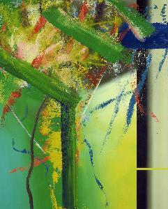 Ivre de peinture et d'abstraction