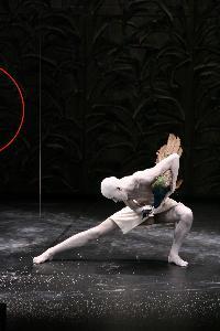 Danse et cirque jusqu'au tournis