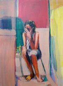 Daniel Clarke, «J'ai passé une nuit entre la couleur et le papier»