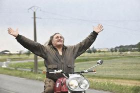 Depardieu, seul au sommet