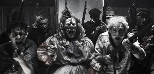 La tragédie d'un clown ridicule