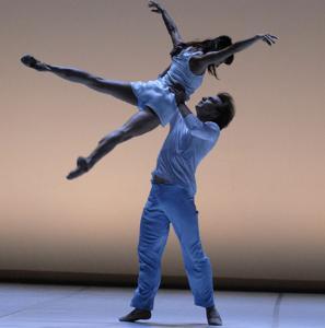 Georges Balanchine entre au répertoire du ballet