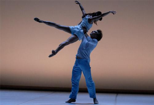Le Ballet s'empare de Balanchine