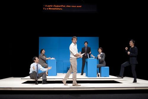 Le théâtre, remède à la crise?