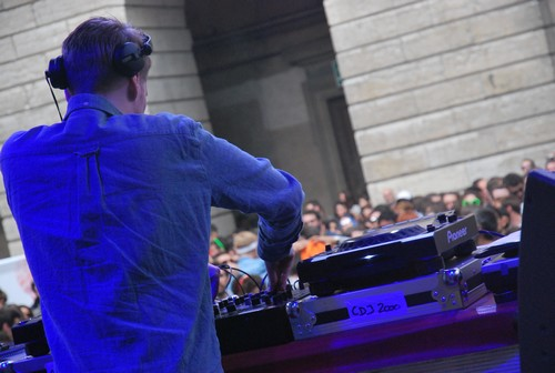 Nuits sonores 2012 – Jeudi 17 mai - Report