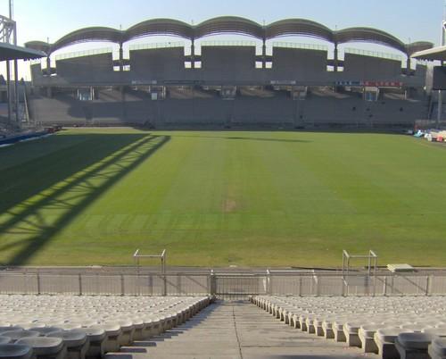 Stade classé