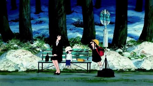 Les Enfants-loups, Ame et Yuki