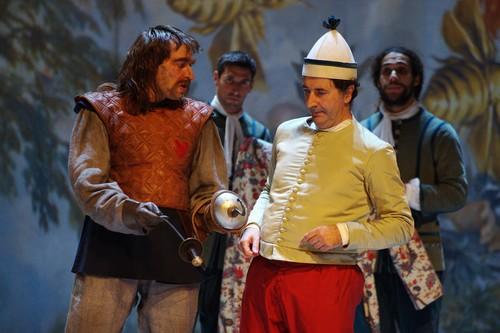 Un Deschiens chez Molière