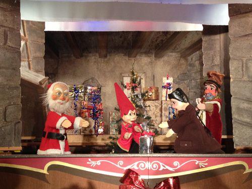 Guignol fête Noël
