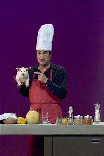 Fellag fait son cooking show civilisé