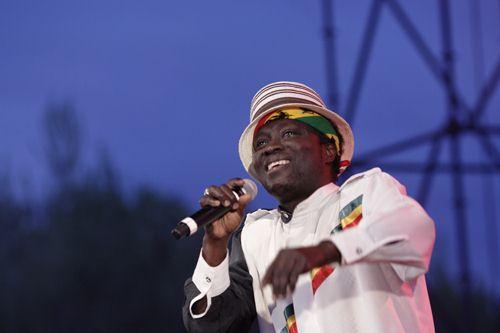 Rod Taylor à la Ve Nuit du Reggae de Montbrison