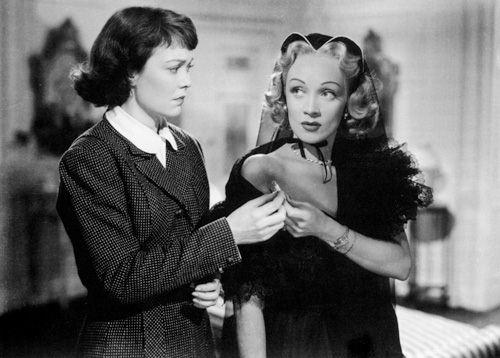 Dietrich, sans alibi