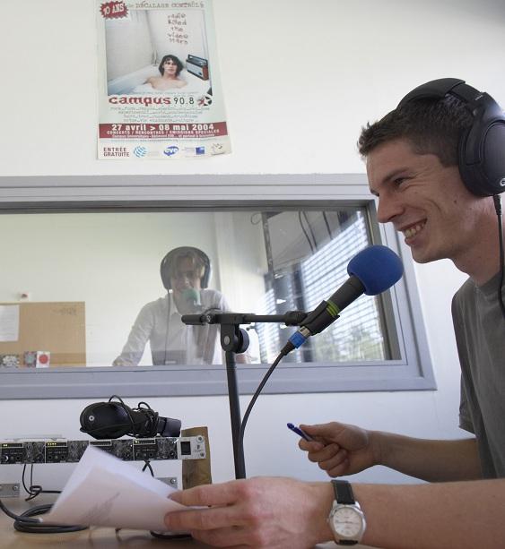Radio Campus, collection 2012-2013