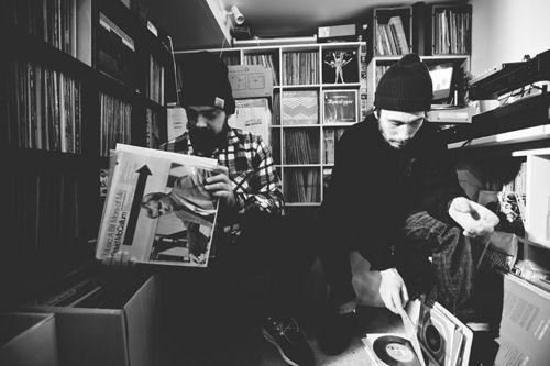 Accros au vinyl