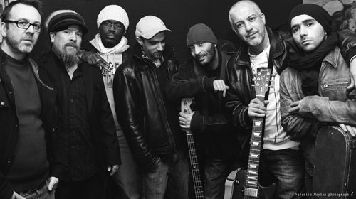 Le paraphe reggae-soul de The Soul Sonics