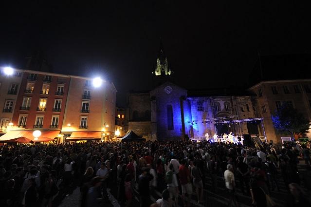 Fête de la musique 2013 : soir de fête