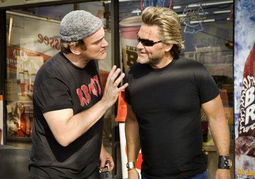Tarantino : glourious basterd