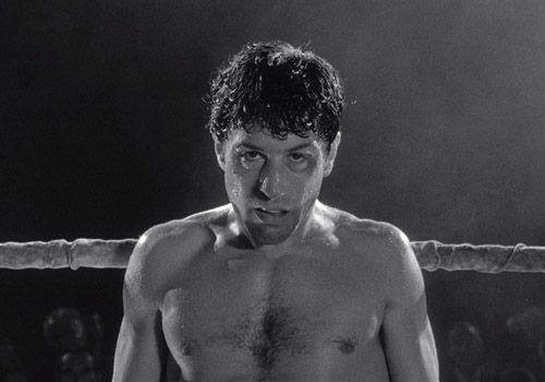 Raging bull, la passion du christ-boxeur