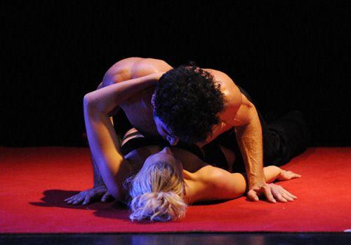 Tango, partage des sens et de l'Amour