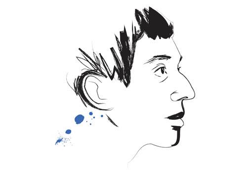 Le Bleu Serge