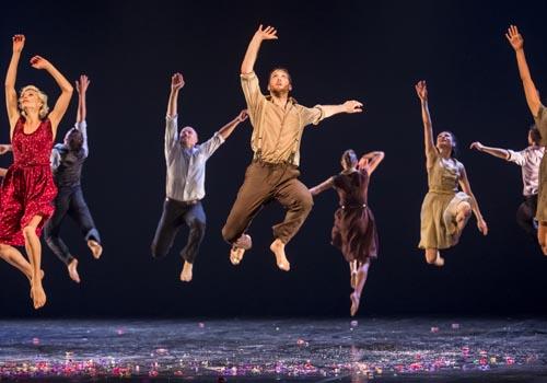 Trois en un avec les Ballets Jazz de Montréal