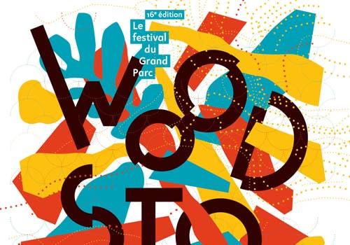 L'affiche de Woodstower 2014