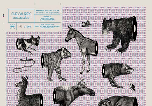Chevalrex – Catapulte