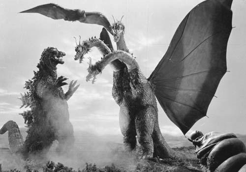 Qui es-tu, Godzilla ?