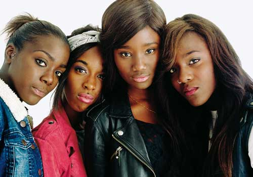 Cannes par la bande (de filles)