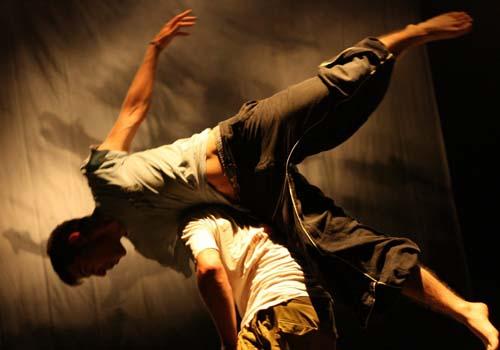 « Danser avant tout »