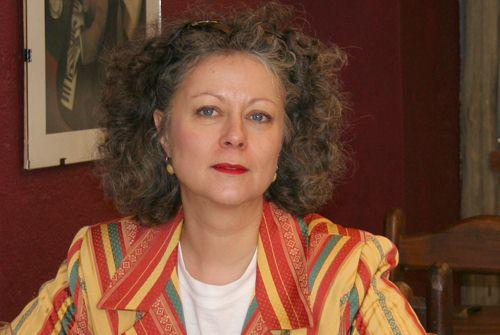 Éliane Baracetti, « marin à la marine »