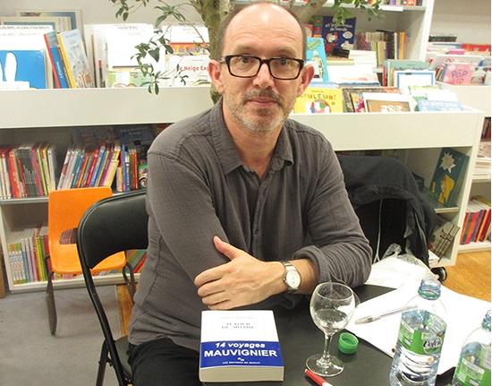 Laurent Mauvignier : « On voyage pour raconter »