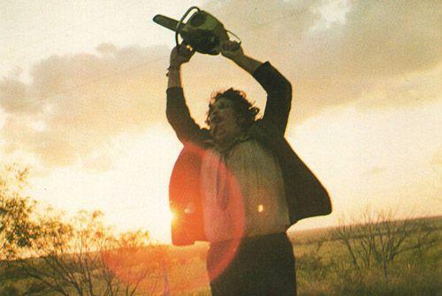 Massacre à la tronçonneuse, l'art du cinéma sciant