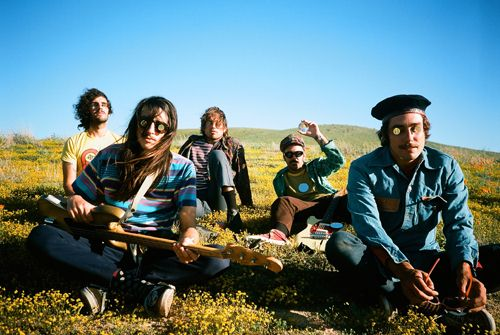 Musique : Concert de The Growlers � la Bobine Rock