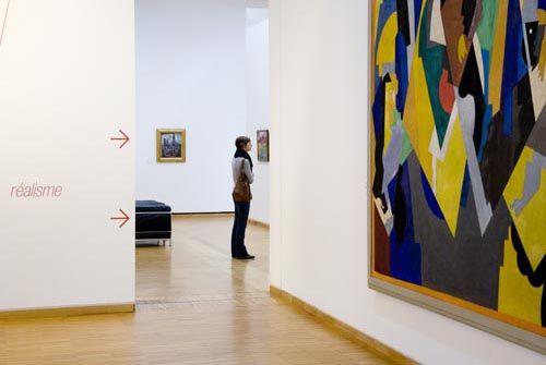 « Friend request » du Musée de Grenoble