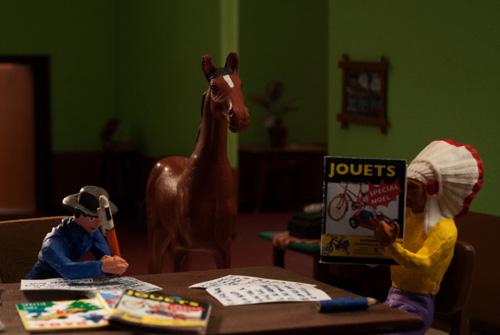 Panique chez les jouets