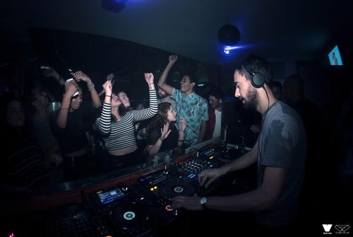 Le Vertigo, culture club