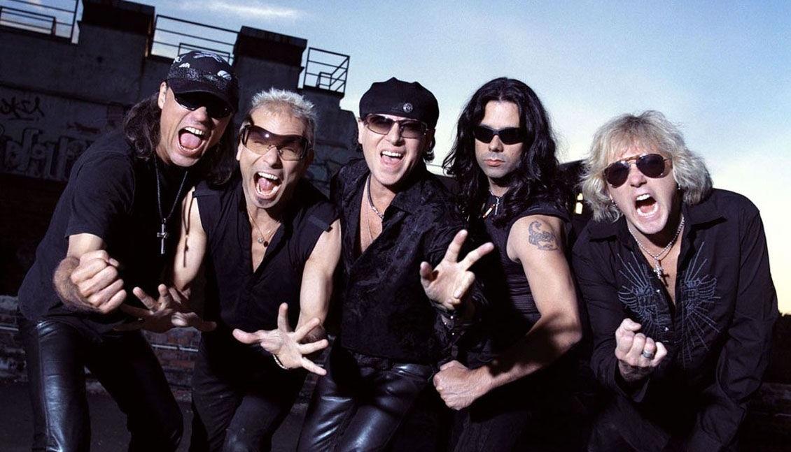 Scorpions à Lyon et Grenoble