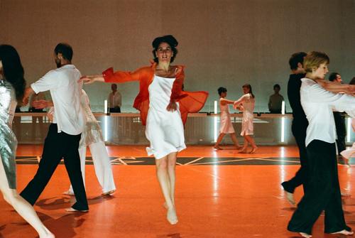 La danse à contre-pied