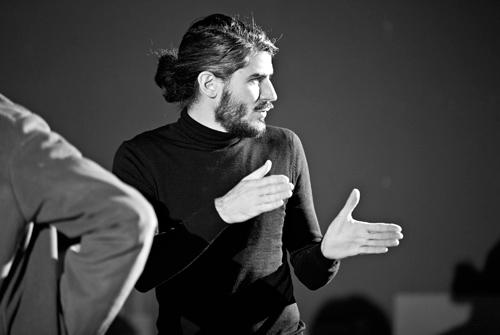 Simon Delétang, un créateur de son temps