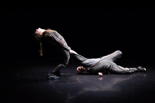 Avec Alexandre Roccoli, la danse va au charbon