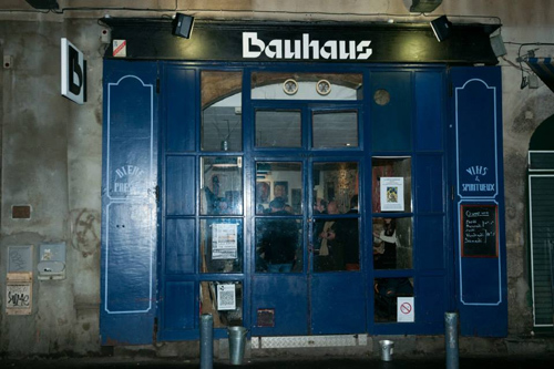 Le Bauhaus a besoin d'aide