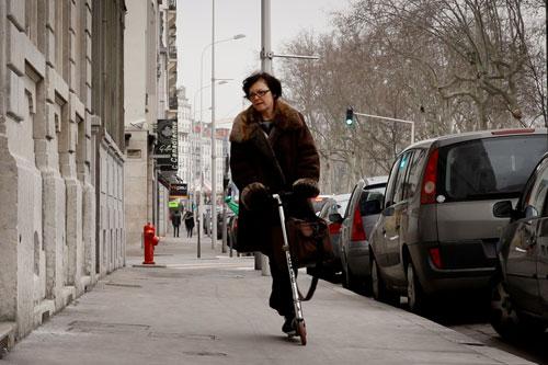 Olivier Ducray, réalisateur de La Vie des Gens :