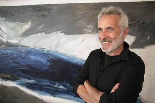 Jean-Marc Rochette, de la montagne à l'art