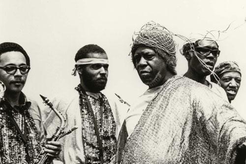 Sun Ra : Le Roi Soleil brille sur A Vaulx Jazz