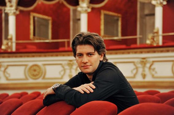 Un nouveau chef à l'Opéra de Lyon