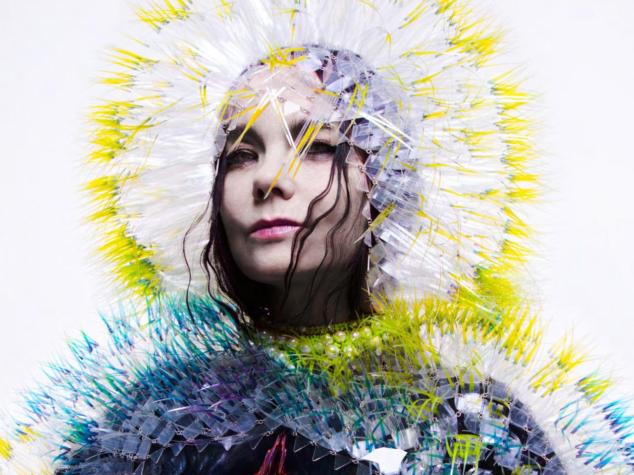 Björk aux Nuits de Fourvière