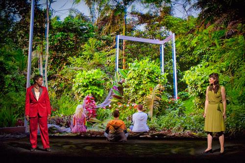 L'incroyable jardin de Michel van der Aa
